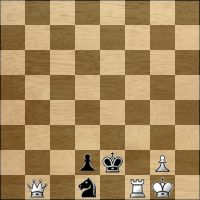 Шахматная задача №125980