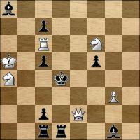 Шахматная задача №126108