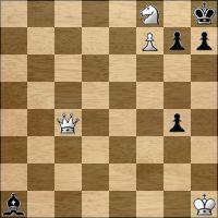 Шахматная задача №126111