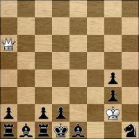 Шахматная задача №126124