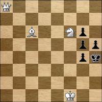Шахматная задача №126134