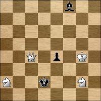 Шахматная задача №126136