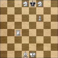 Шахматная задача №126137