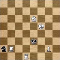 Шахматная задача №126156