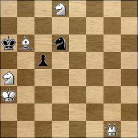 Шахматная задача №126192