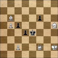 Шахматная задача №126365