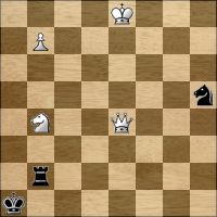 Шахматная задача №126374