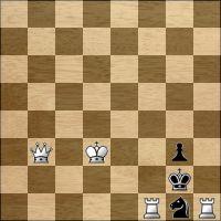 Шахматная задача №126377