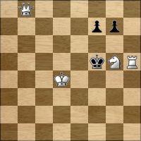 Шахматная задача №126390