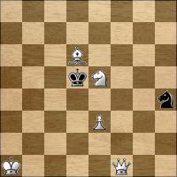 Шахматная задача №126396