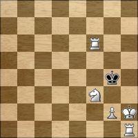 Шахматная задача №126452