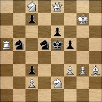 Шахматная задача №126593