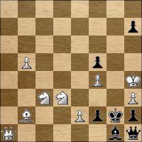 Шахматная задача №126673