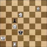 Шахматная задача №126685