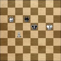 Шахматная задача №126771