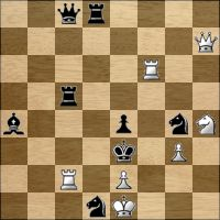 Шахматная задача №126887