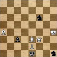 Шахматная задача №127334