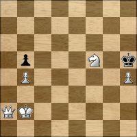 Шахматная задача №127615