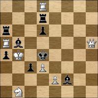 Шахматная задача №127805