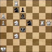 Шахматная задача №127818