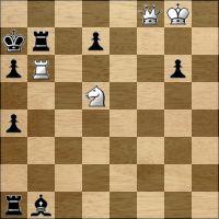 Шахматная задача №127899