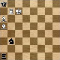 Шахматная задача №128161