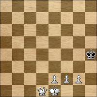 Шахматная задача №128219