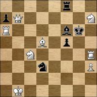 Шахматная задача №128301