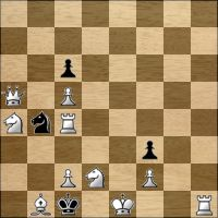 Шахматная задача №128383