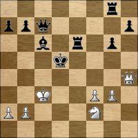Шахматная задача №128500