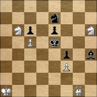 Шахматная задача №128547