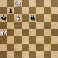 Шахматная задача №128587