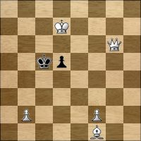 Шахматная задача №128784