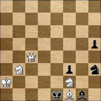 Шахматная задача №128918