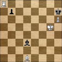 Шахматная задача №128985