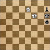 Шахматная задача №129107