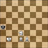 Шахматная задача №152765