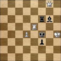 Шахматная задача №153834