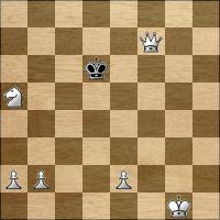 Шахматная задача №154017