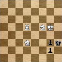 Шахматная задача №155159