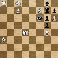Шахматная задача №155831