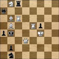 Шахматная задача №156636