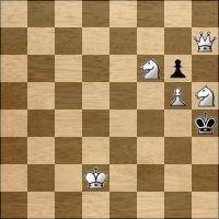 Шахматная задача №157683