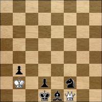 Шахматная задача №158419