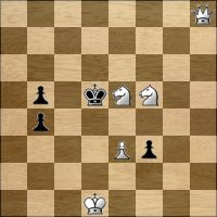 Шахматная задача №158607