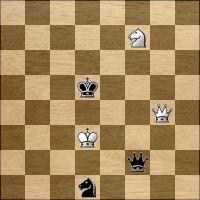 Шахматная задача №158684
