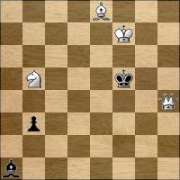 Шахматная задача №158957