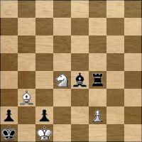 Шахматная задача №159809