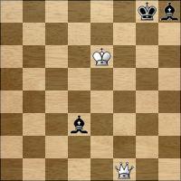 Шахматная задача №160007
