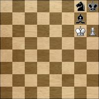 Шахматная задача №160257